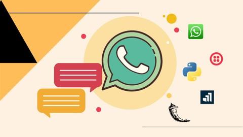 Whatsapp stock market bot with Python, Twilio & MarketStack