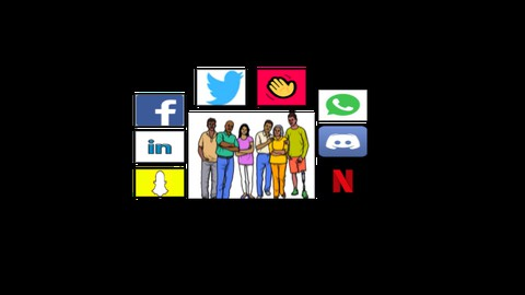 Netcurso-social-media-connect-with-friends-and-family