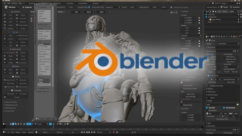 Netcurso-blender-3d-create-animate-and-sell-game-objects