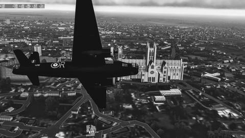 Netcurso-vintage-classic-vickers-wellington-bomber-x-plane-11