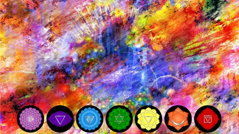Image for course Certificate in Color Therapy for Kundalini & Chakra Healing