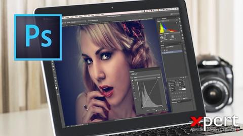 Adobe Photoshop CC Máster: De Básico a Profesional. New 2021*
