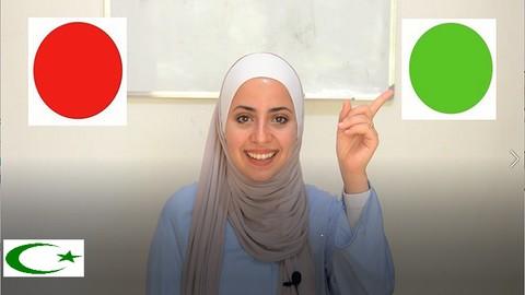 Learn standard Arabic from scratch
