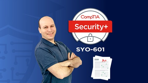CompTIA Security+ (SY0-601) Practice Exams & Simulated PBQs