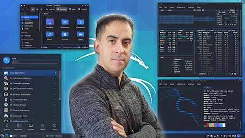 Kali Linux. Instalación, comandos y practica de herramientas