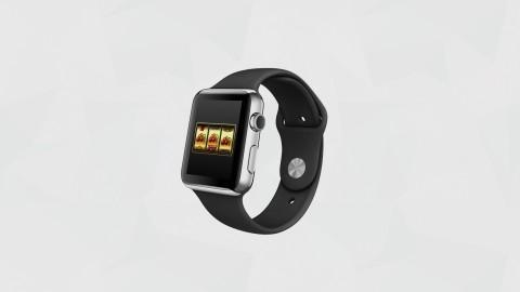 Apple Watch Design & Program a Slot Machine App