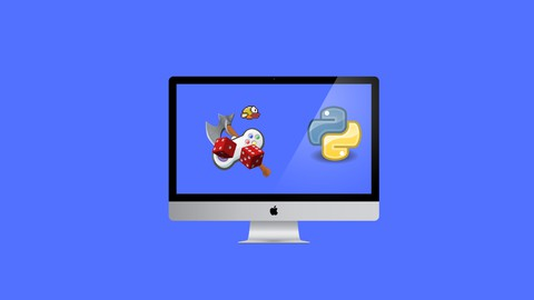 Image for course Python Game Development™: Build 5 Professional Games