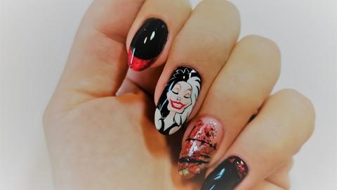 Netcurso-halloween-nail-art-tutorials