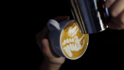 Netcurso-coffee-latte-art