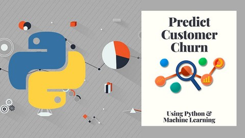 Image for course Master Customer Churn Prediction and Prevention using ML