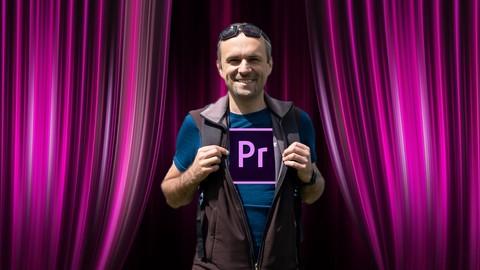 Image for course Master Premiere Pro - Advanced Techniques