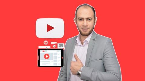 دورة انشاء اعلانات اليوتيوب بشكل احترافى