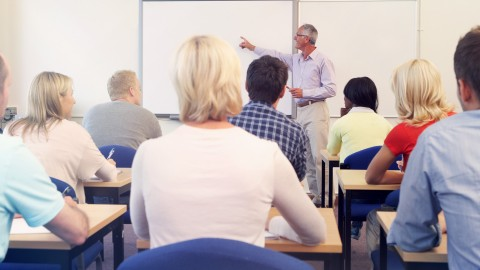 Teacher Training: Teachers Can Be Great Speakers