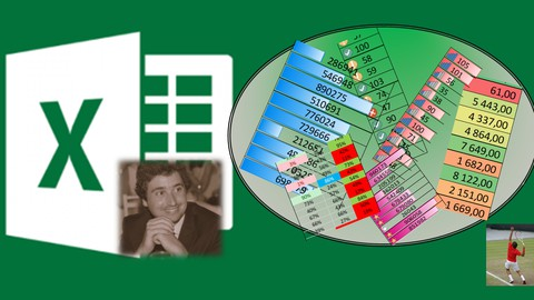 image for Excel Conditional Formatting from Basics to Formulas- SMASH!
