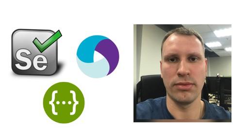 QA automation WEB MOBILE REST