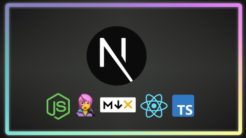 Image for course All about NextJS