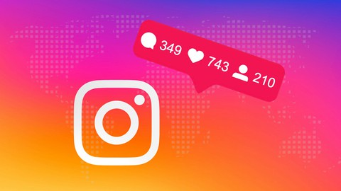 Image for course Instagram Growth Hacking 2021 - INSIGHTS from Big Accounts