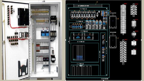 Image for course Complete Course in AutoCAD Electrical 2021