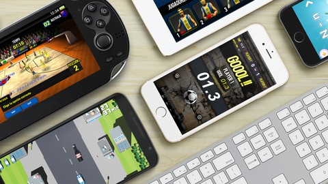 Máster en Programación de Videojuegos con Unity® 2020 y C#