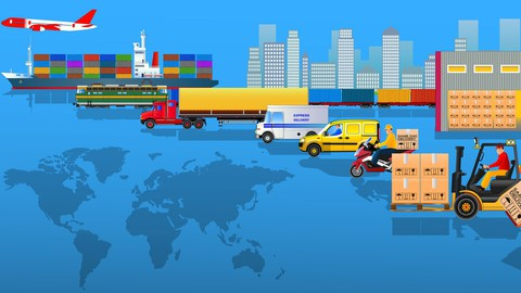 Export Import Logistics with Global Incoterms ® 2020 Rules