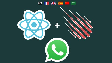 Image for course React Clone WhatsApp (w/ React Router, React Hooks) 2021