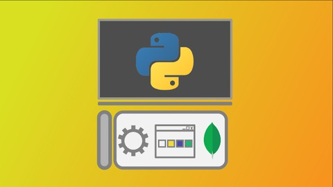 Image for course Full Stack Programming for Complete Beginners in Python