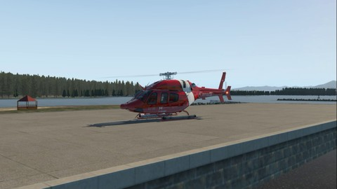 Helicopter Flying - Emergency Procedures