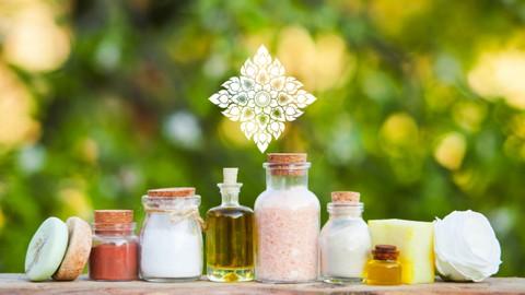 Cosmética Natural com Aromaterapia