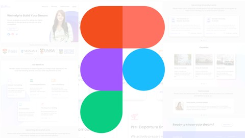 Image for course Figma for UI/UX Design 2021: Learning by Doing approach