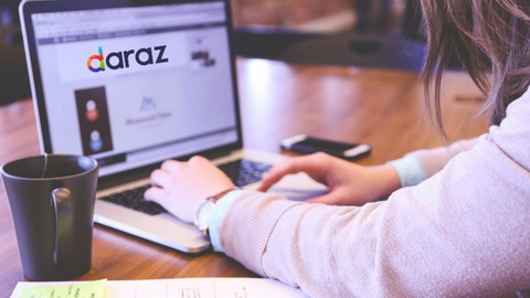 Image for course Start selling online on Daraz | eCommerce in Pakistan