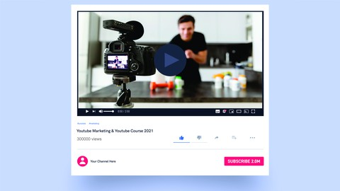 Youtube Marketing & Youtube SEO 2021