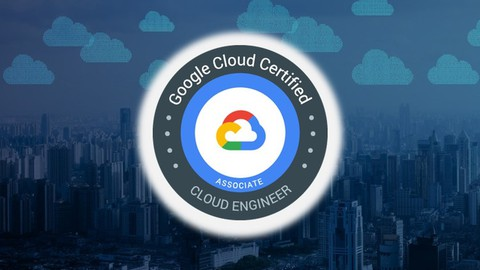 Image for course Google Associate Cloud Engineer (ACE) Practice Test 2021