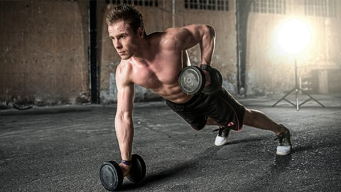 Home Workouts: Get Fit & Burn Calorie HIIT Workout Program