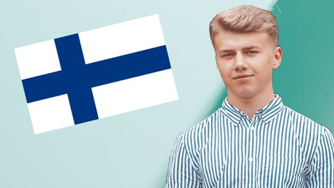Image for course Learn Finnish for Beginners: Master Finnish in 100 Lessons