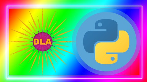 Image for course Complete Python Bootcamp | Deep Learning Into Python Coding