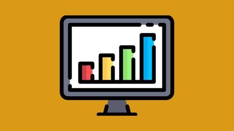 Image for course Data Visualization with :  BI ,SQL Server PostgreSQL, Excel