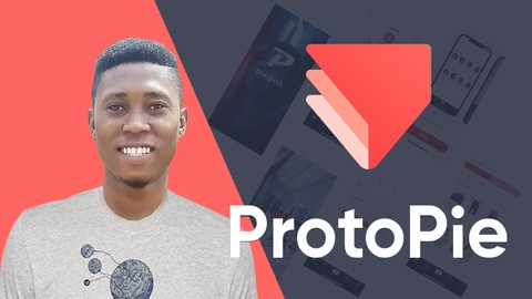 Image for course Protopie - Interactive prototyping, from scratch, no code