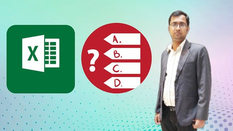 Image for course Fundamental Question on Microsoft Excel (Part-2)