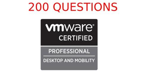 VMware VCP-DTM Certified Professional DTM Practice exam