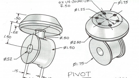 Mechanical Engineering & Drafting: Sketch to Success!*