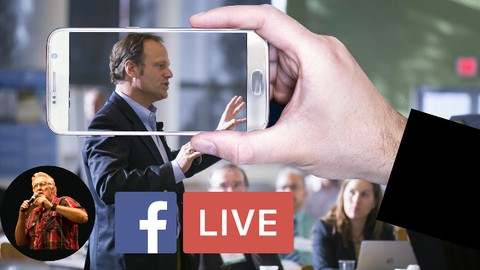 Image for course Facebook  Live Masterclass: Engage More With Facebook Live