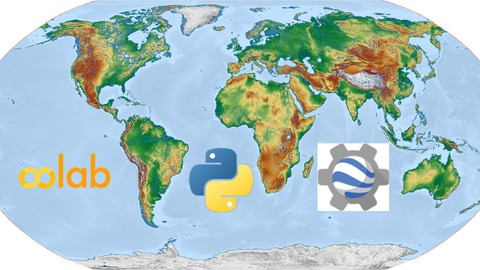 Python with Google Colab and Earth Engine Crash Course