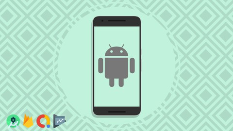 Image for course Android App Development Course - 2021 (Learn without Coding)