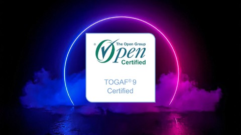 Image for course TOGAF 9 Practice Exams 2021 : Combined Level 1 and 2
