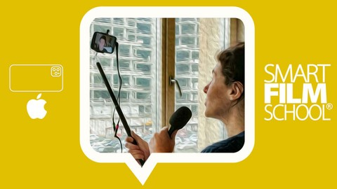 Journalism: Video Reporting & Video Editing on iPhone & iPad