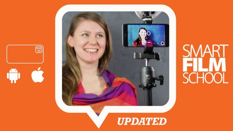 iPhone Video Interviews and TV presenting for broadcast