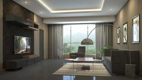 3D Visualization For Beginners: Interior Scene with 3DS MAX