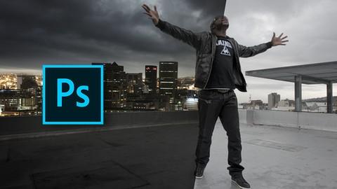 Netcurso-rooftop-photoshop-retouching