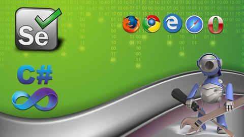 Selenium WebDriver Masterclass with C#