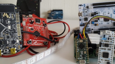 Beyond Arduino: Electronics for Developers & Makers - (GPIO)